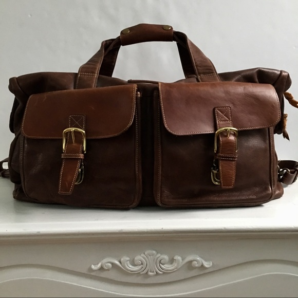 Magnificent Ll Bean Weekend Leather Duffle Bag Unemploymentrelief Wooden Chair Designs For Living Room Unemploymentrelieforg